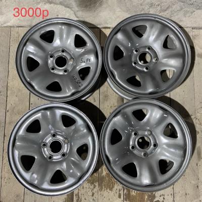 Железные диски ГАЗ 5x108 R15