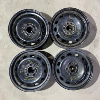 Диски железные Ford Focus 5x108 R15