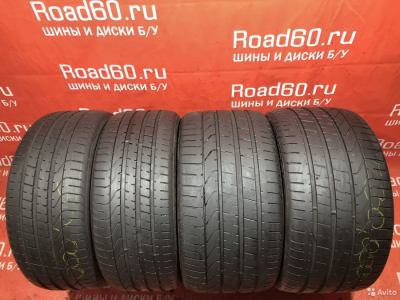 Разноширокие Pirelli 305/30 - 265/35 R20