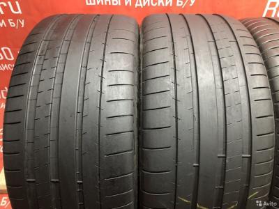Michelin Разноширокие 295/35 - 255/40 ZR20