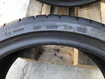 275/30 R20 Dunlop SP Sport Maxx GT DSSt RSC