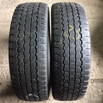 205/65 R16C Bridgestone BlizzakW8000