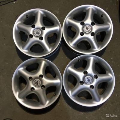 Литые диски Mangels R14 4x114.3