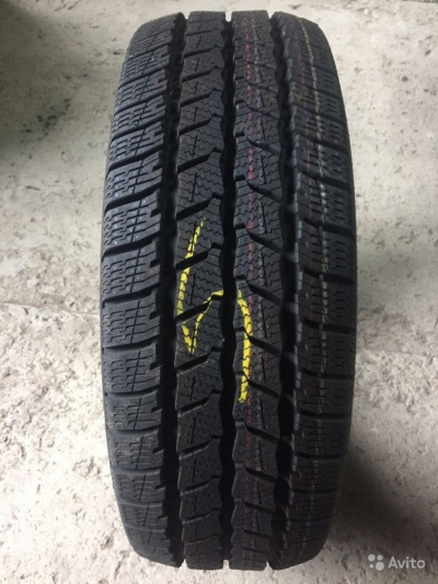 215/60 R16C Continental VanContactWinter