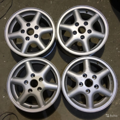 Литые диски Melber R14 5x114.3