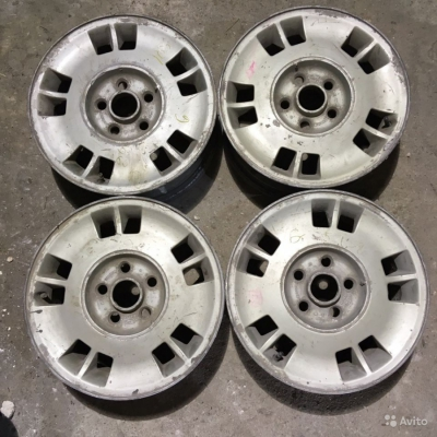 Литые диски Ford R15 5x108
