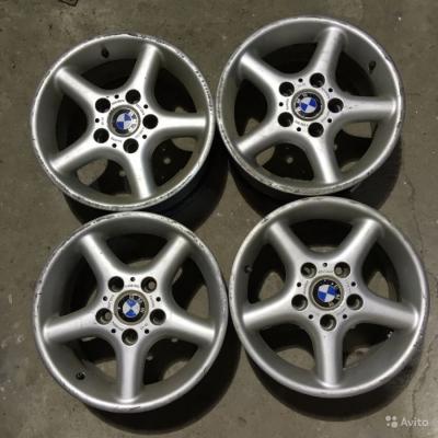 Литые диски BMW R15 5x120