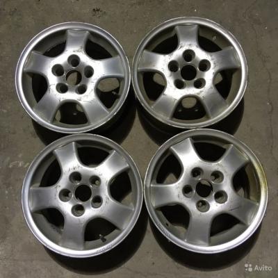 Литые диски Ronal R15 5x110