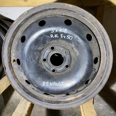 Диски Renault R16 5x108