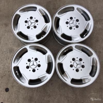 Литые диски MB R15 5x112