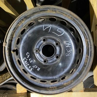 Железные диски R15 5x114.3