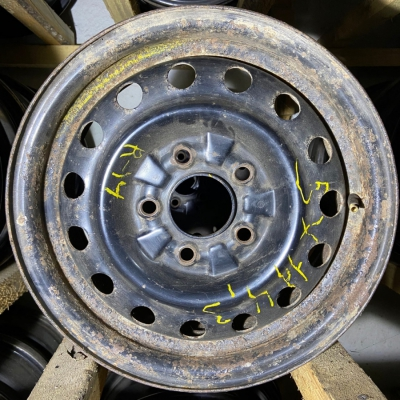 Железные диски R14 5x114.3