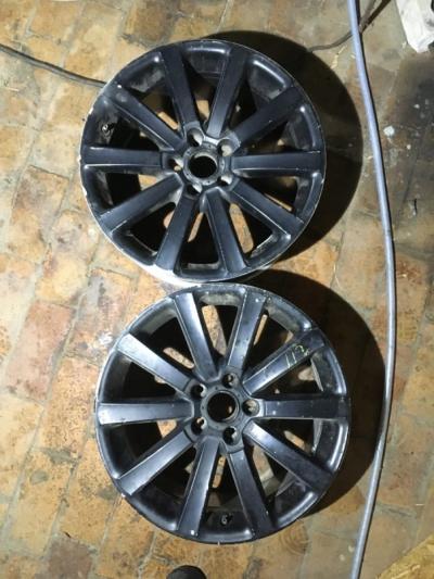 Литые диски VW R18 5x112