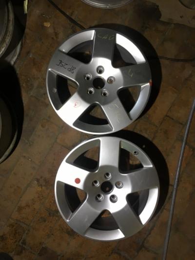 Литые диски Ronal R17 5x112