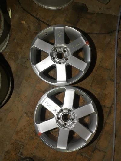 Литые диски AUDI R17 5x112