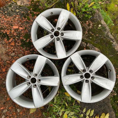 Литые диски Borbet R17 5x100