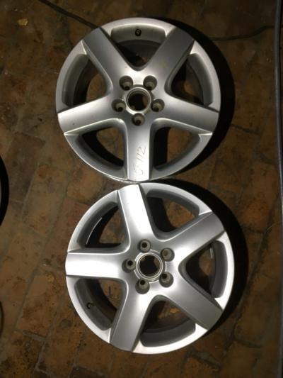 Литые диски Ronal VW R17 5x112