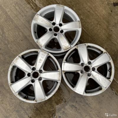 Литые диски VW 5x112 R17
