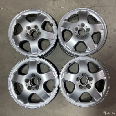 Диски Mercedes-Benz R17 5x112