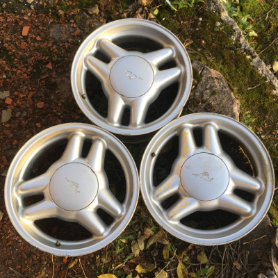 Диски Ford R17 5x114.3