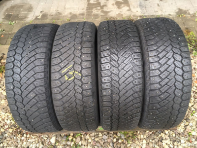 215/60 R17 Continental ContiIceContact