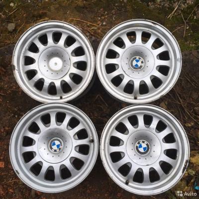 Диски 5x120 7Jx15 BMW