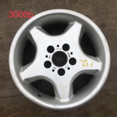 Литой диск 5x120 R16