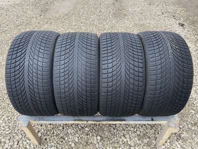 295/35 R21 107V Michelin Latitude Alpin