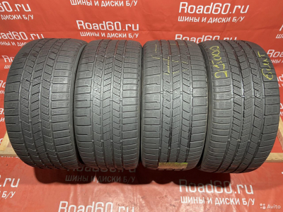 295/35 R21 Continental CrossContactWinter