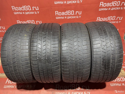 295/40 R20 Continental CrossContactWinter