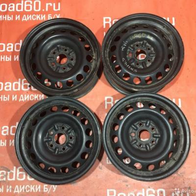 Железные диски 5x114.3 R16