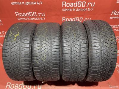 Разноширокие Pirelli 245/45 - 225/50 R17