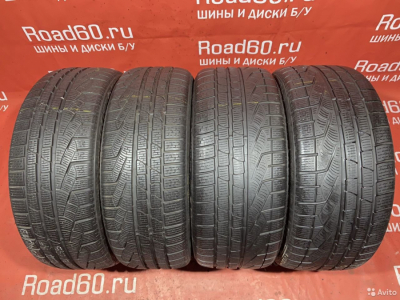 Разноширокие Pirelli RunFlat 255/35 - 225/40 R19