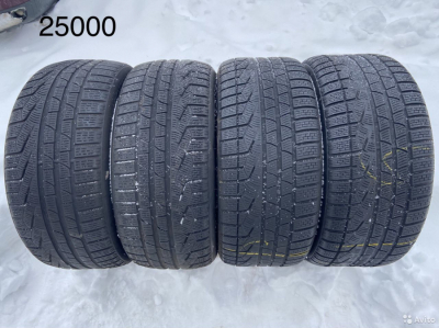 Разноширокие Pirelli 275/45 - 245/50 R18