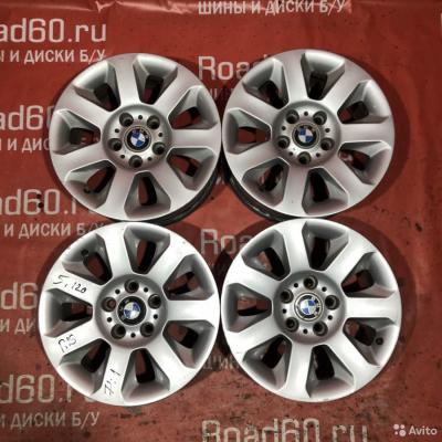 Диски литые BMW R16 5x120