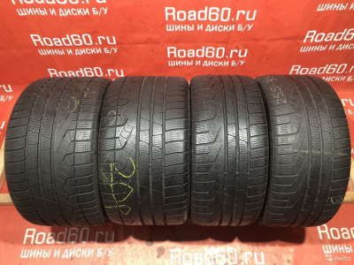 Разноширокие Pirelli 295/30 - 255/35 R19