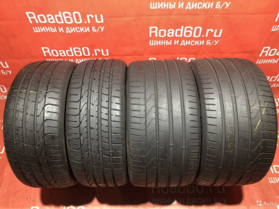 Разноширокие Pirelli 295/30 - 255/35 R20