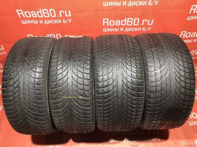 Разноширокие Michelin 295/40 - 255/45 R20
