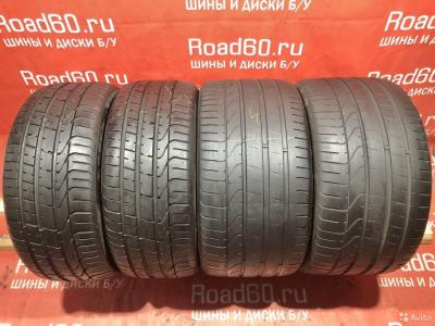 Разноширокие Pirelli PZero 305/30 - 255/35 R20