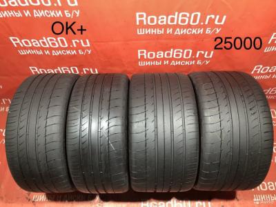 Разноширокие Michelin 305/30 - 265/35 ZR19