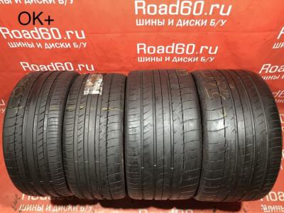 Разноширокие Michelin PilotSport 295/30 - 235/35 R