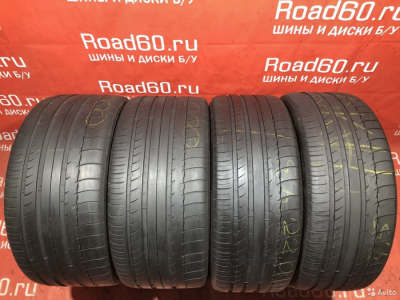 Разноширокие Michelin PilotS2 285/40 - 255/45 ZR19