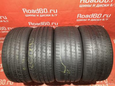 Разноширокие Pirelli PZero 275/40 - 245/45 ZR19