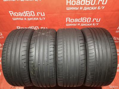 Разроширокие Dunlop 275/30 - 245/35 R20