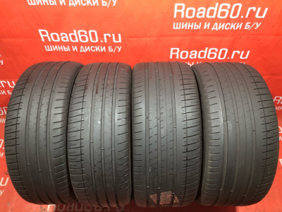 Разроширокие Michelin Pilot S3 275/40 - 245/45 R19