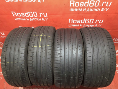 Разноширокие 275/40 - 245/45 R19 Michelin PilotS3
