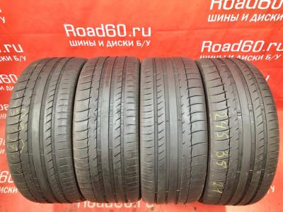245/35 ZR21 Michelin PilotSport 2 (5шт)