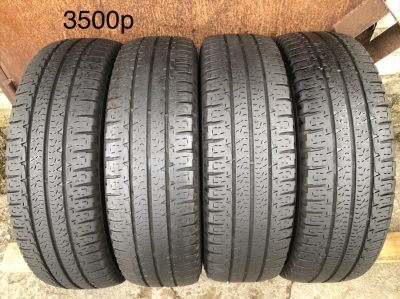 225/75 R16CP Michelin AgilisCamping