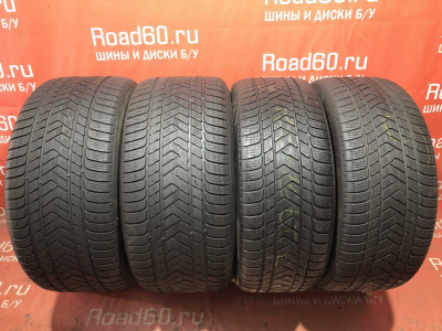 315/40 - 275/45 R21 Pirelli Scorpion Winter