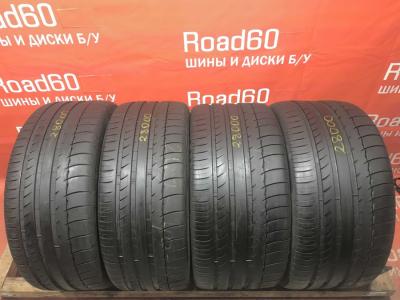 Разноширокие Michelin 265/35 - 245/40 ZR18